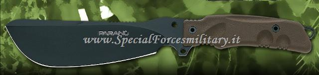 COLTELLO FOX PARANG BUSHCRAFT JUNGLE