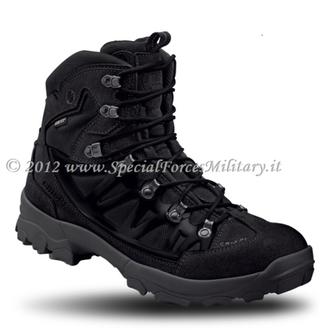 * NEW 2012 ANFIBI CRISPI STEALTH PLUS GTX BLACK