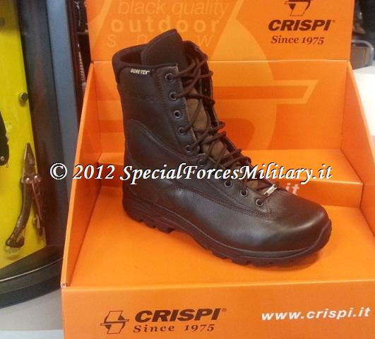 ANFIBI CRISPI TIGER BROWN UNI HTG